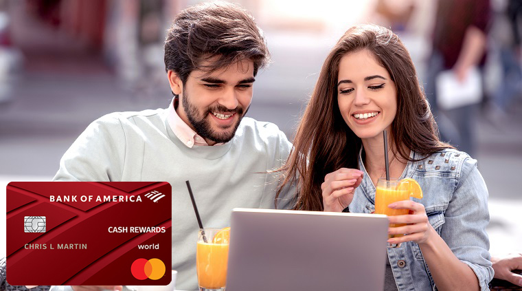Card Review: Bank of America® Cash Rewards credit card